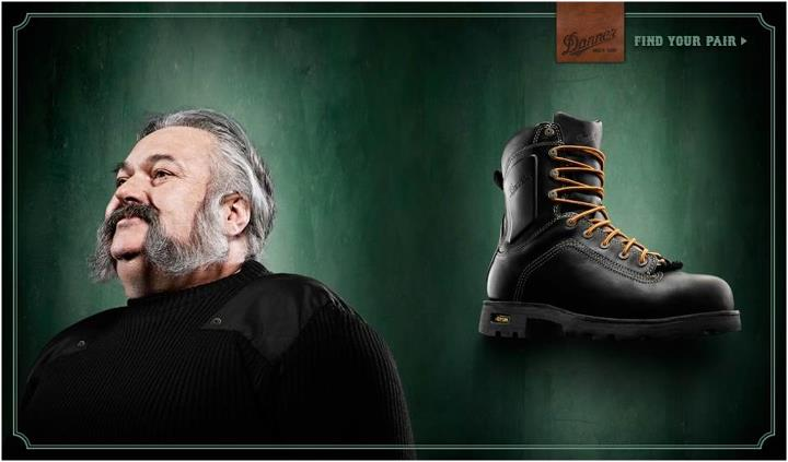 Entertainment The new Quarry highlights a true craftsman's attention to detail, featuring a rich full grain leather upper triple stitched for added durability and comfort.  