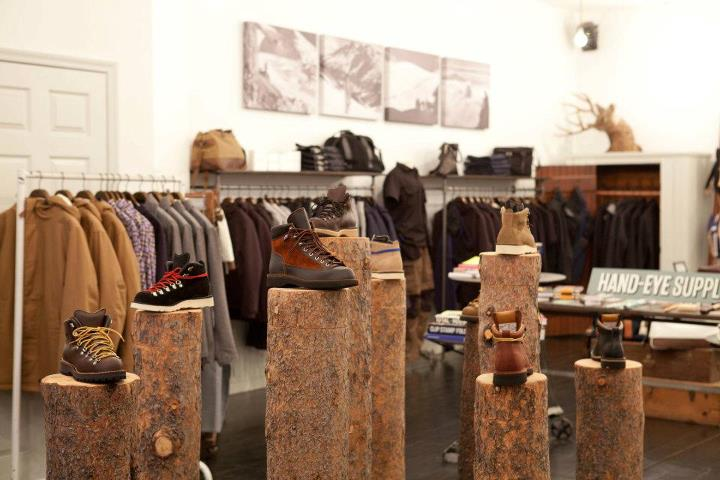 Entertainment Our pop-up shop in DUNDERDON NYC.