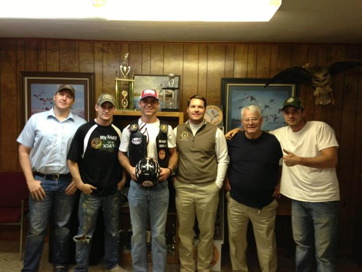 Entertainment New Pro-Staffer Beau Schroeder and the whole Sure-Shot crew!