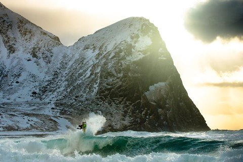 Surf Chris Burkard Photography. 'FREE HOLIDAY PRINT' special ! You get a free 8x12 with any print purchase! You pick the photo, like this one of Dane in Norway!
