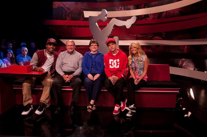 Entertainment Rob Dyrdek's parents make a guest apperance on tonight's all new episode of Ridiculousness! You can watch it on MTV at 10PM ET/ 9C.