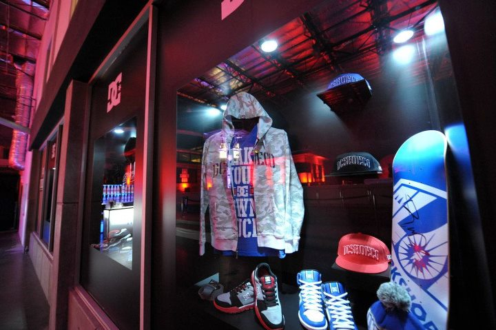 "Entertainment DC and Rob Dyrdek previewed Rob's Holiday 2012 Collection during the PacSun ""Golden State of Mind"" event."