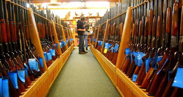 Hunting Gun purchases set a Black Friday record! Article from Outdoor Hub here: http://bit.ly/Tui1ne
