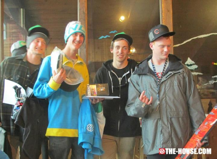 Entertainment Ski Winners