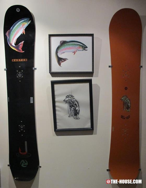 Snowboard HouseBoardshop