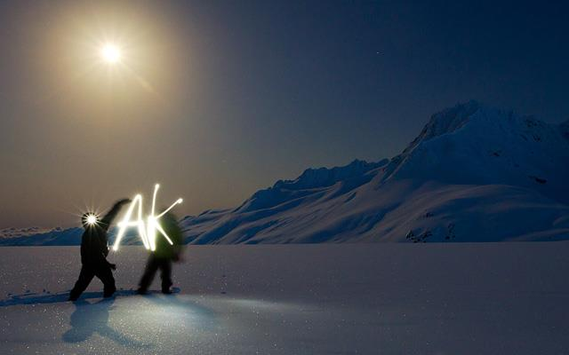 Snowboard This is a dream trip. The Provo Bros. crush steelhead and spines in AK.
