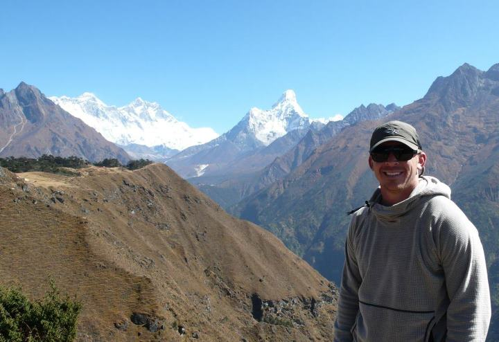 Camp and Hike On the trail in Khumbu!