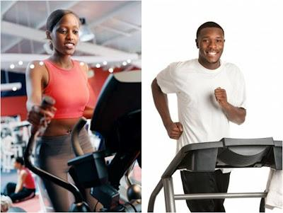 Fitness Did You Know: Studies have shown that Ellipticals and Treadmills have broadly the same impact in terms of calorie burn?