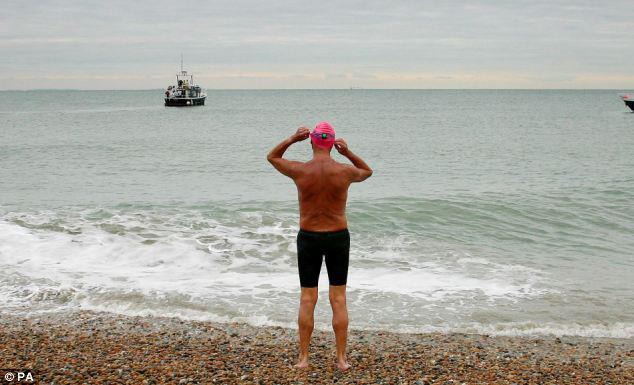 Fitness #Fitness Focus: The oldest man to swim the English channel was 70-year-old Roger Allsopp. It took him under 18 hours.