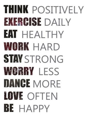 Fitness Wise words!