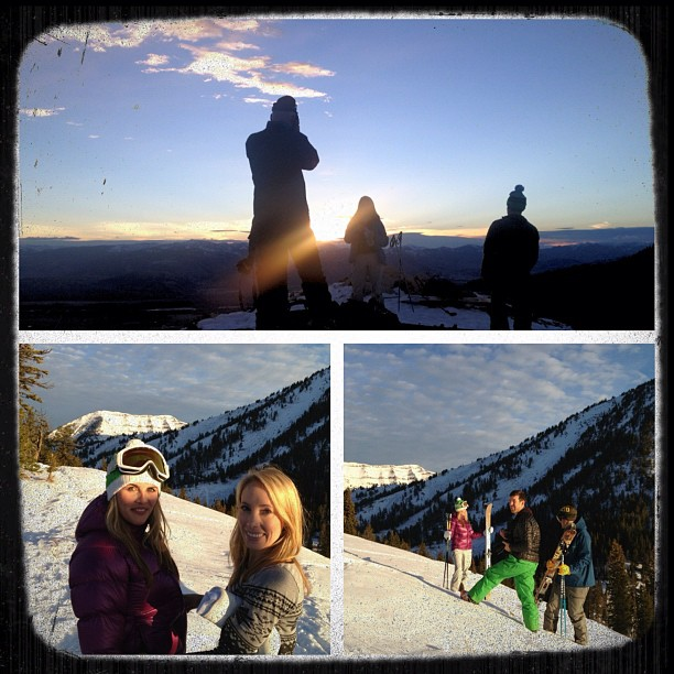 Awesome early winter photo shoot on #TetonPass! http://instagr.am/p/RdVEIjMAA-/