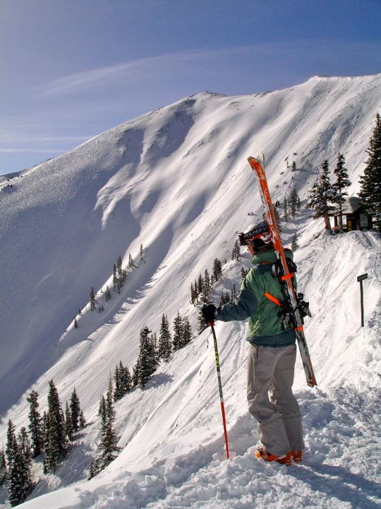 Ski Town Hills come in all sizes. Read the Aspen Highlands Town Hill Chronicle here http://www.stio.com/blog/?p=1481