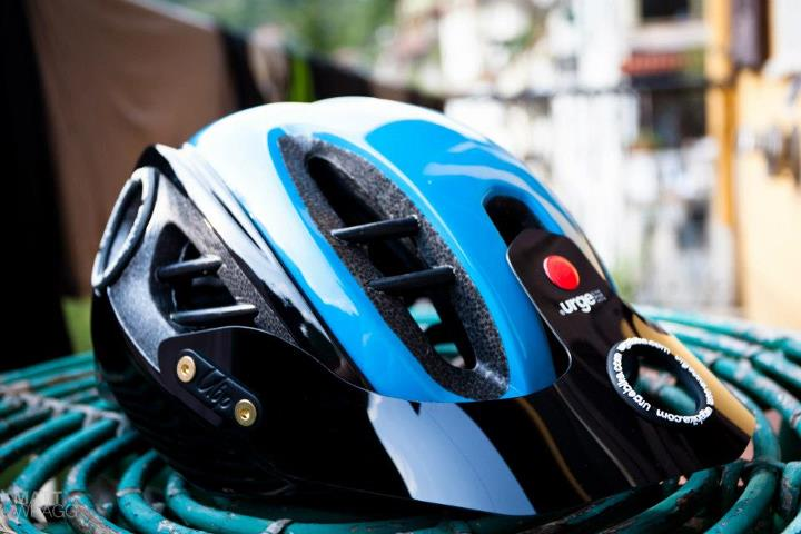 Check out the new Urge Bike Products All-M helmet.