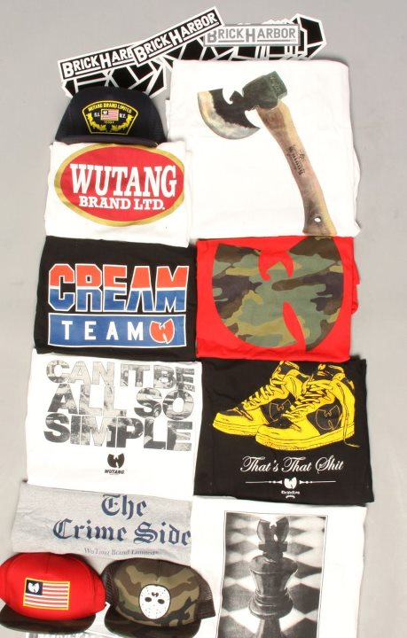 Skateboard Like our page to win all this Wu gear!