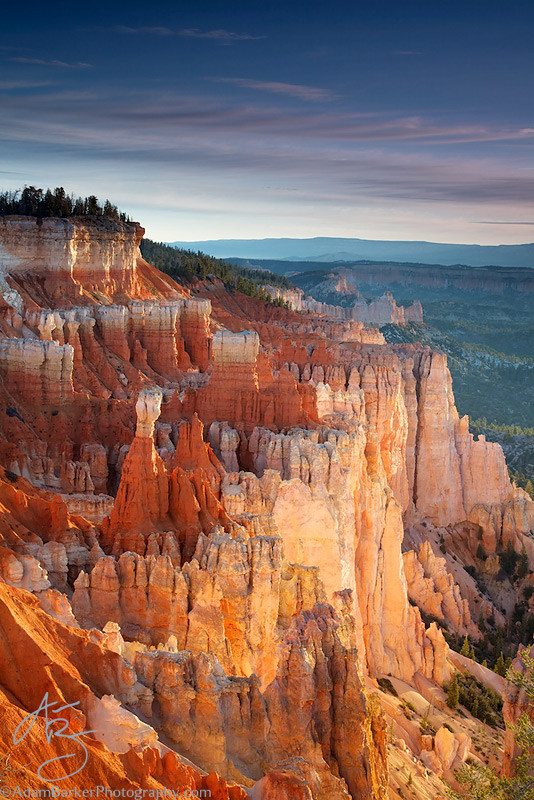 Camp and Hike Agua Canyon at First Light - Bryce Canyon National Park