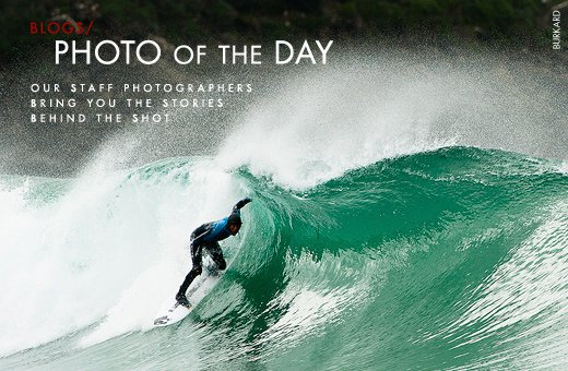 "Surf ""Jesse Hines has got to have some of the best beachbreak knowledge of anyone I know,"" says SURFER Staff Photographer Chris Burkard. Check out Chris' brand new website at www.burkardphoto.com, and to see more photos from our photo blog, click here: http://"