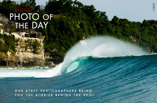 "Surf ""The once pristine Bukit Peninsula is now overrun with greedy developers wanting a piece of the action. Thank god the waves are out of their reach,"" Jason Childs. http://bit.ly/oggHUj"