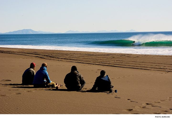 Surf View photos and a short film about a surf exploration in Kamchatka, Russia's forbidden peninsula. Photo: Chris Burkard Photography  CLICK HERE: http://bit.ly/12ntTeN