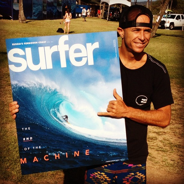 Surf We just surprised @shanedorian with his January cover at the Reef Hawaiian Pro. Congrats Shane. #VTCS #surferphotos #surfer  http://instagr.am/p/SHMKB1Lrf6/