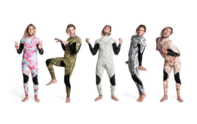 Surf Wetsuits you will never (want to) own.   Here are the random happenings in surf for the Week of August 20: http://bit.ly/OACFPg.