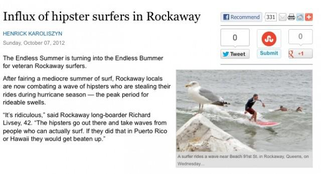 Surf This week was filled with the kind of stuff Internet people love. Enjoy.  READ HERE: http://bit.ly/QyHcTB