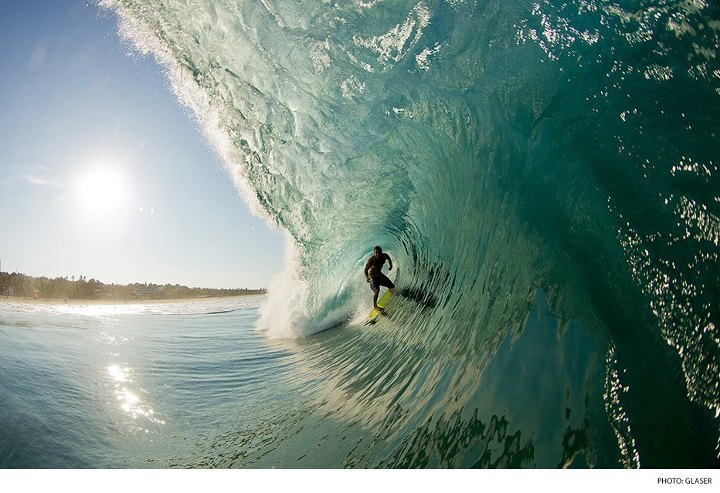 Surf This year's photo annual, on newsstands now, features epic photos from a memorable year in Puerto Escondido. Go behind the lens with the photographer who was there to capture it all, Todd Glaser. Photo: Todd Glaser Photography  READ HERE: http://bit.ly/Sl
