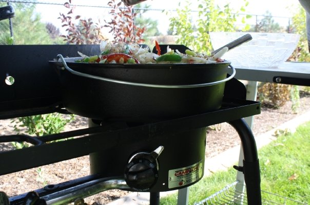 Entertainment outdoorcooking