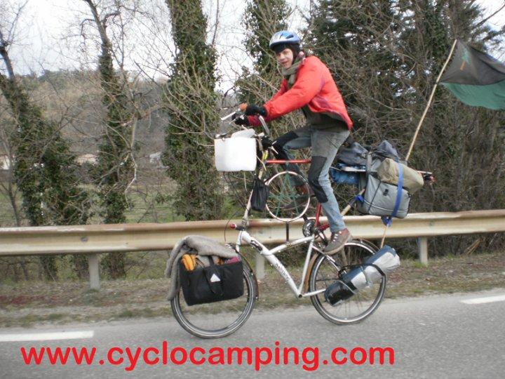 Camp and Hike CycloCamping