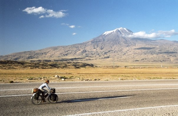 Mont Ararat in Turkey