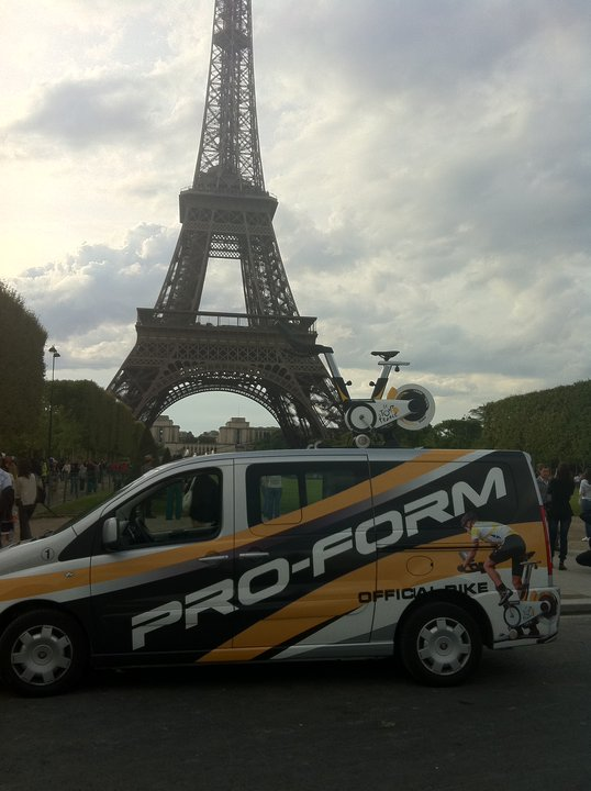Entertainment France was absolutely amazing! What did you think of the TDF?