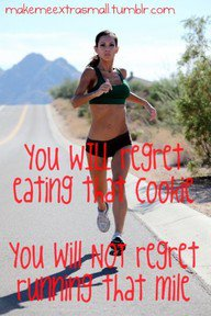 Fitness You will never regret a workout!