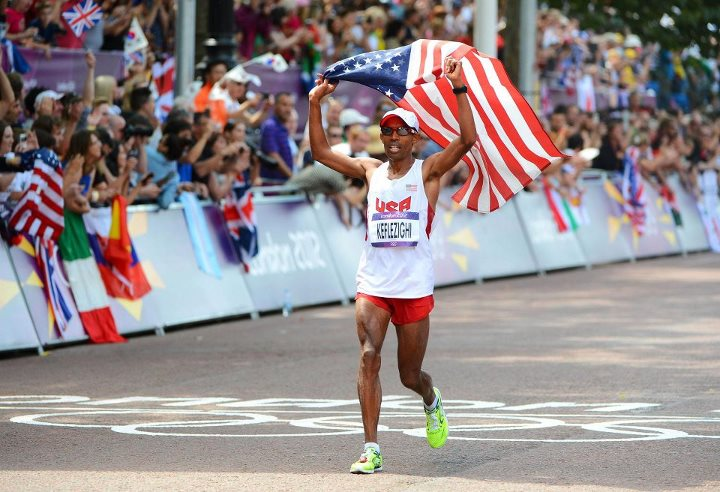 Fitness To help those rebuild after the destruction of Superstorm Sandy, Meb will be at the SKECHERS Times Square store tomorrow from 1pm - 2pm. He will present a $25,000 donation to the Mayor's Fund on behalf of SKECHERS, help load 500 pairs of shoes for pickup
