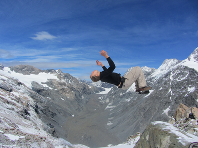 Camp and Hike Andrew from Rochester is flipping out over our photo contest. 