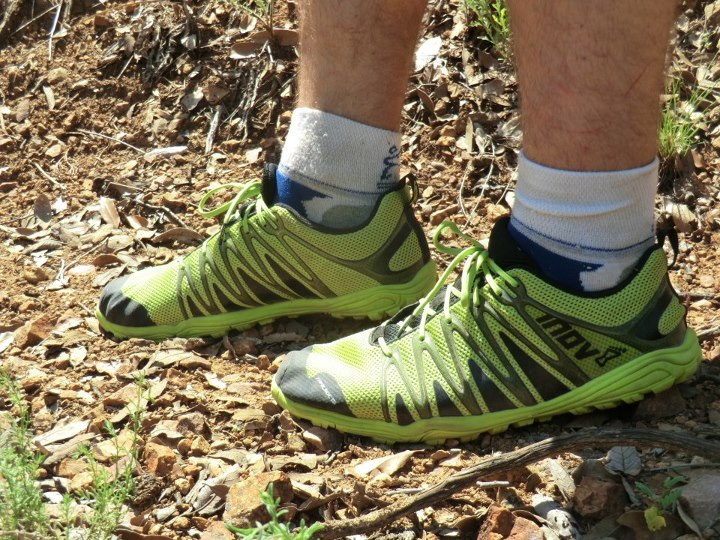 "Camp and Hike Check out our footwear buyer, Charles, testing out the inov-8 Trailroc 235 on the Oracle Ridge/Red Ridge Loop in the Santa Catalina Mountains. Inov-8 says these were ""Designed specifically for running on loose, rugged and eroded trails."" - perfect for Tuc"