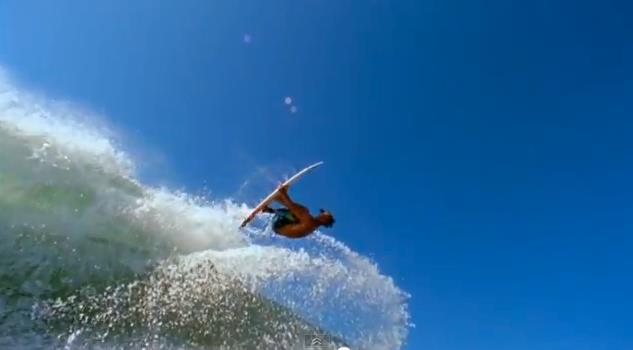 Surf Bending Colours, a film by Kai Neville Studios features a look into the surfing of Jordy Smith, also featuring Julian Wilson and Tom Curren. Watch the trailer over here > http://surfri.de/QpgOKl