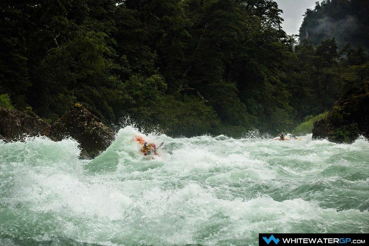 Kayak and Canoe Dane O Jackson wins the Whitewater Grand Prix! 