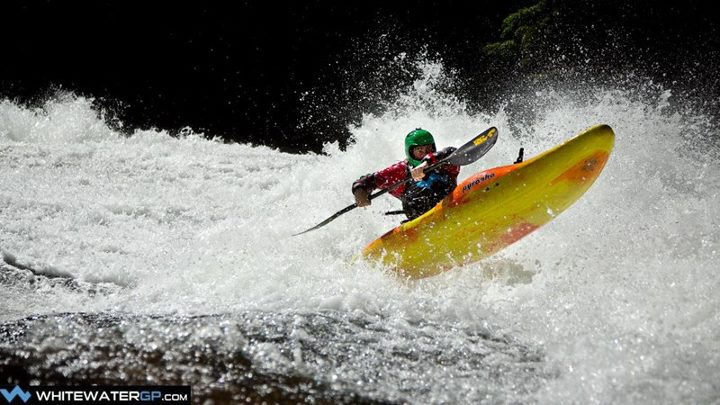 Kayak and Canoe Hot off the press.