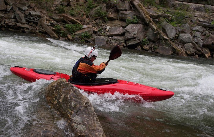 Kayak and Canoe The Wave Sport Ethos is going to make it's mark in the river touring genre of whitewater boating.  Check out the interview with Ethos designer, Hans Nutz