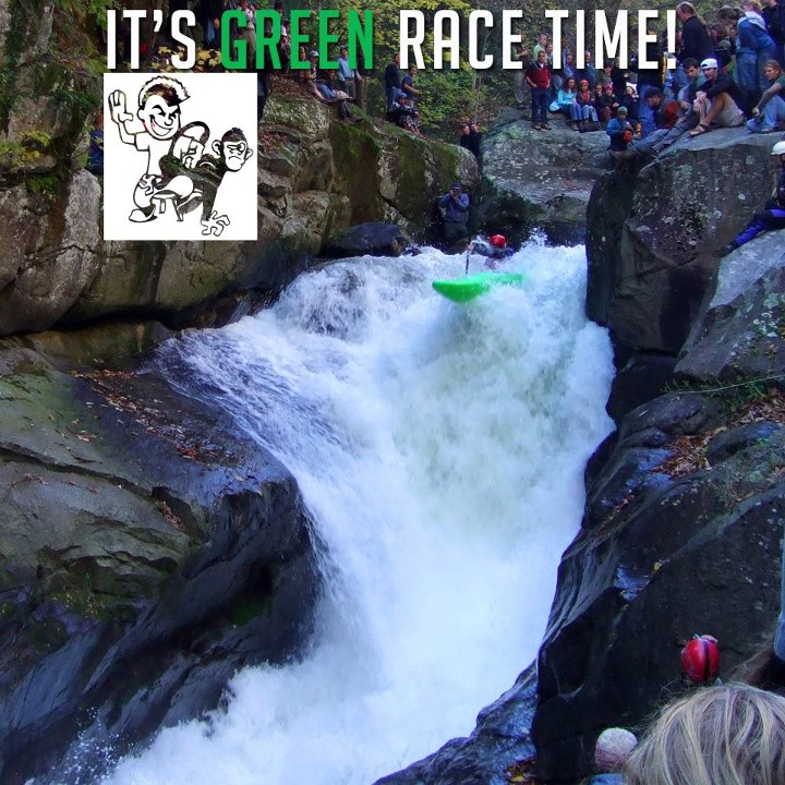 Kayak and Canoe Who's going to win The Green Race?  Let's hear the prediction's? If anyone guesses the winner (short or long boat class) and their exact time, they get a free CKS T shirt. Good luck racers!