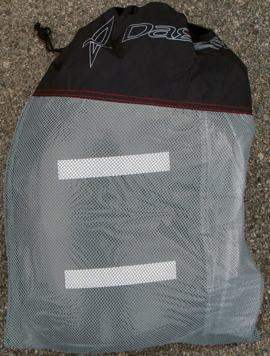Entertainment Nice outfitting bag. You can use it as a gear bag too! http://www.coloradokayak.com/Dagger-Mamba.html
