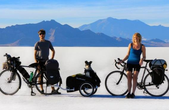 Fitness Follow Avenue's adventures as he travels by bike with Patrick and Melissa around the globe. They plan to ride across 11 states, 16 countries, two continents, and countless cities along the way.