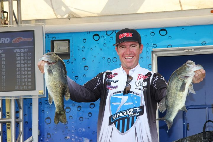 Fishing Congratulations to Jacob Wheeler on his 3rd place finish in the final FLW Tour Open event on Sam Rayburn! Jake punched the new Trigger X Good Bug rigged on a VMC Heavy Duty Flippin Hook into matted weeds to catch nearly all of his fish, way to go Jake!!