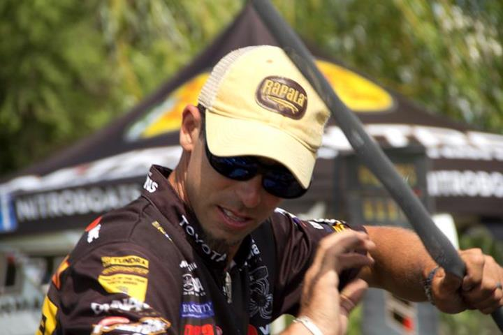 Entertainment Rapala Pro Angler Mike Iaconelli