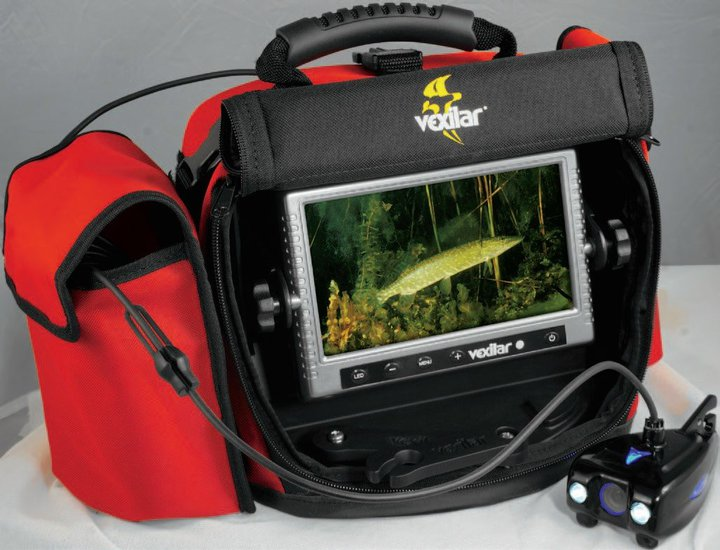 Fishing The NEW for 2010/2011 Fish Scout 1000 underwater camera!