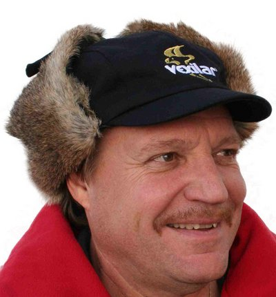 Fishing Cold Snap Bomber Hat