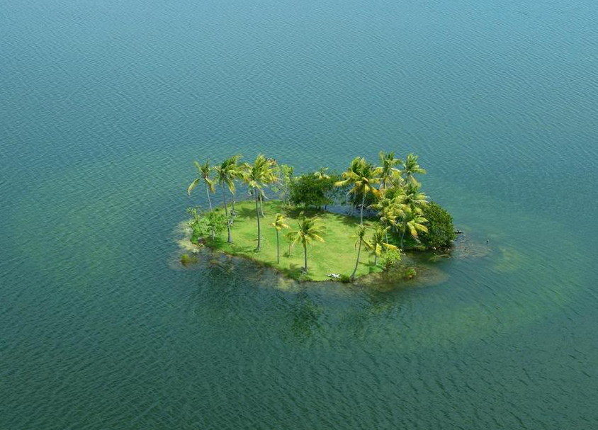 Golf Poll Islet, Australia