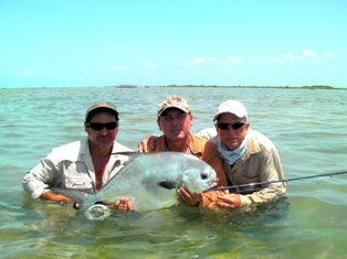 Flyfishing if you know what fish is, you have to know how hard is to cash this fish, but this is in Cuba, in the best place.