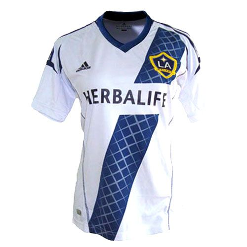 Sports Women's Galaxy Home Soccer Jersey 2012/2013
