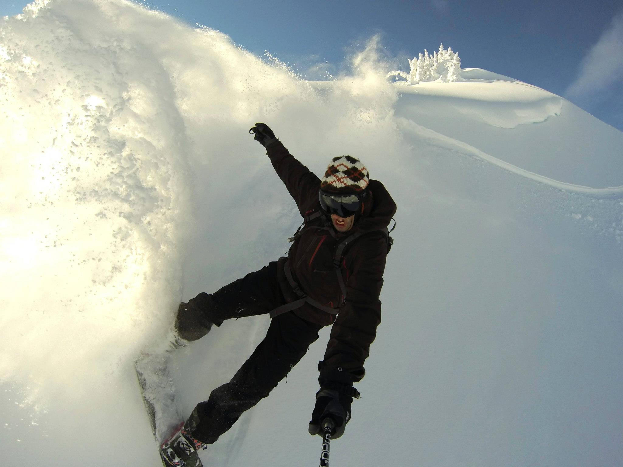 Snowboard Photo of the Day!