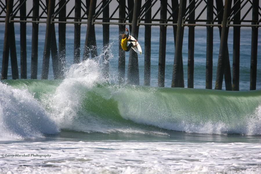 Surf Big Air in Oceanside